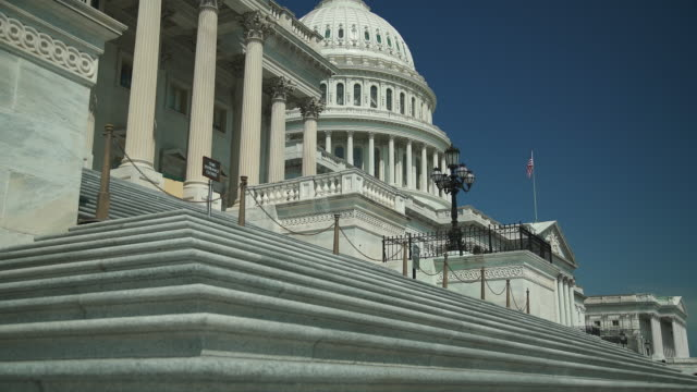 U.S. Capitol Steps - House of Representatives in UHD/4k