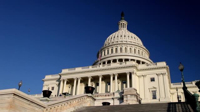 US Capitol West steps - LA
