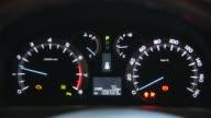 HD: Auto cruscotto Glowing