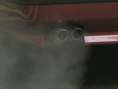 Auto Schadstoffe (zwei Aufnahmen). NTSC UND PAL