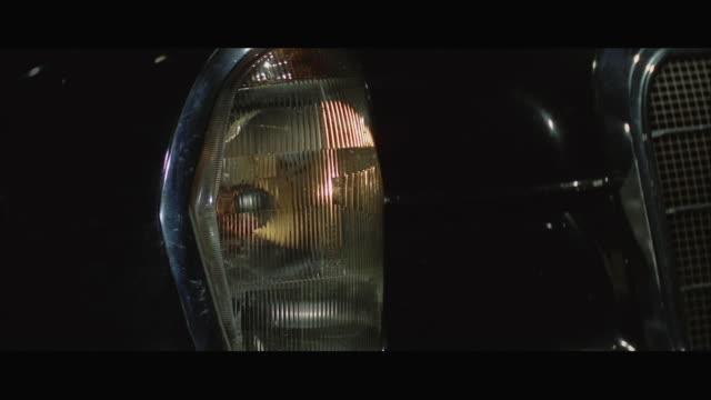 1967 CU Car headlight blinking