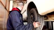 Car mechanic (HD)