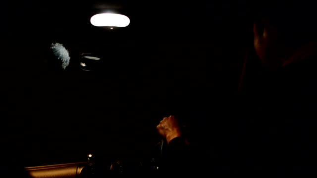 Auto-Nacht