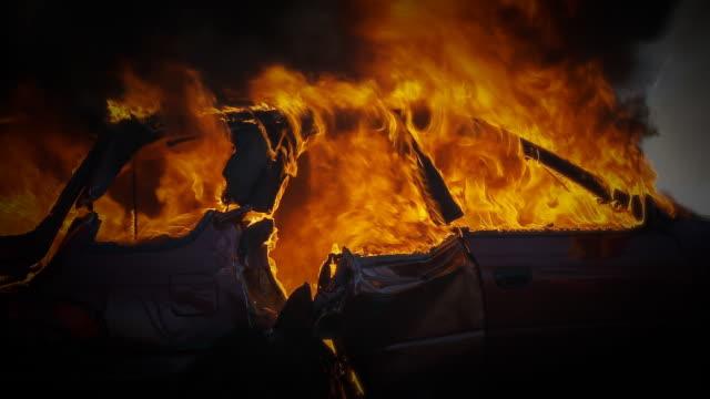 HD: Car On Fire