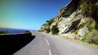Car Onboard Camera: the terrible roads of Corsica