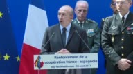 A car used in last week's Spain attacks had been in the Paris region two days before the events French Interior Minister Gerard Collomb said on...