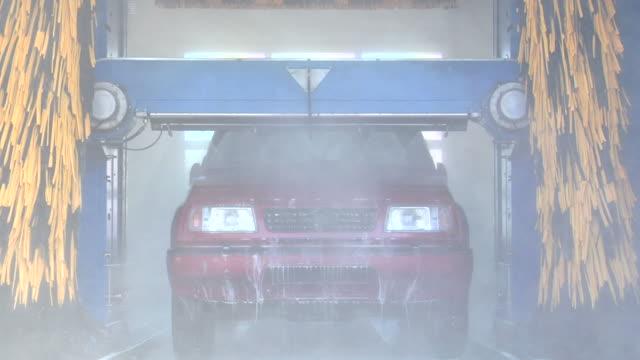 Car wash. Part 02
