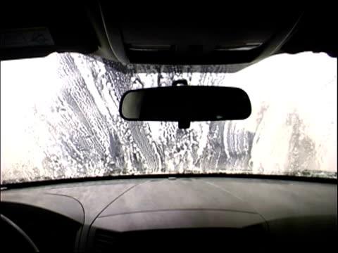 Car wash (timelapse)