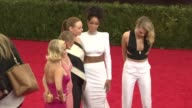 Cara Delevigne Rihanna Stella McCartney Kate Bosworth and Reese Witherspoon at 'Charles James Beyond Fashion' Costume Institute Gala Arrivals at The...