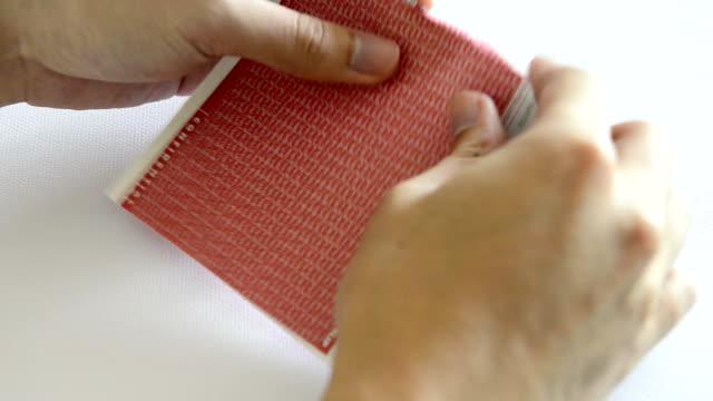 Carbon Papier Reißen