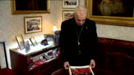 Cardinal Keith O'Brien resigns following 'inappropriate behavior' allegations FILE 2122013 INT Setups of Cardinal Keith O'Brien as into room and...