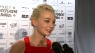 Carey Mulligan on being her winning streak the universal appeal of the film her latest project 'The Great Gatsby' BIFAs at London England