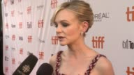 INTERVIEW Carey Mulligan on what she hopes people take away from this film why people are forgetting this is a period piece and talks about working...