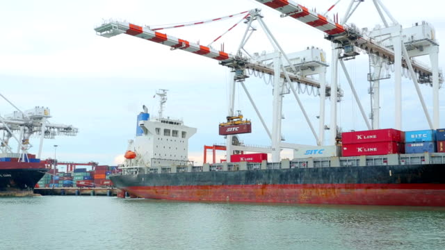 container Versand Transfer