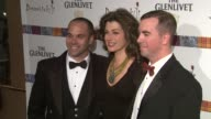Carl Blake Amy Grant and Brian Jones at the 9th Annual Dressed To Kilt Charity Fashion Show at New York NY