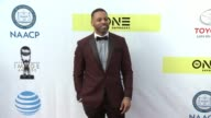 Carl Seaton at 48th NAACP Image Awards at Pasadena Civic Auditorium on February 11 2017 in Pasadena California