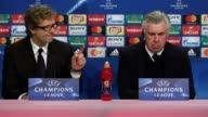 Carlo Ancelotti says that his side played a good game today and overcame some difficulties at the end of the second half to record a comprehensive...