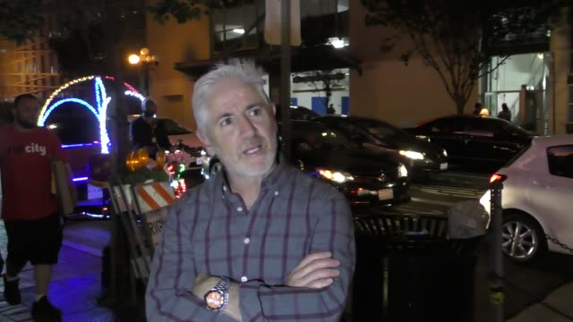 INTERVIEW Carlos Alazraqui talks in Taco Bell Dog's voice about his opinion of Comic Con walking around at San Diego Comic Con in San Diego in...