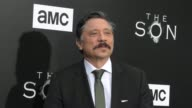 Carlos Bardem at the Premiere Of AMC's 'The Son' on April 03 2017 in Hollywood California