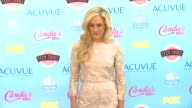 Carly Chaikin at 2013 Teen Choice Awards Arrivals on 8/11/2013 in Universal City CA