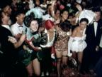 1955 Carnival in Rio