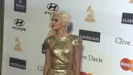 Caroline D'Amore at PreGRAMMY Gala Salute To Industry Icons With Clive Davis Honoring Antonio LA Reid 2/9/2013 in Beverly Hills CA