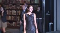 Caroline D'Amore at the Prada Book Launch at Beverly Hills CA