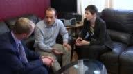 Caroline Pidgeon announced as Liberal Democrat candidate for London mayor ENGLAND London GIR INT Caroline Pidgeon LIVE STUDIO interview SOT Pidgeon...