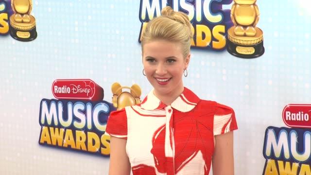 Caroline Sunshine at 2013 Radio Disney Music Awards 4/27/2013 in Los Angeles CA