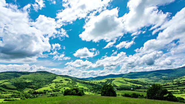 Carpathian mountains timelapse VETTA