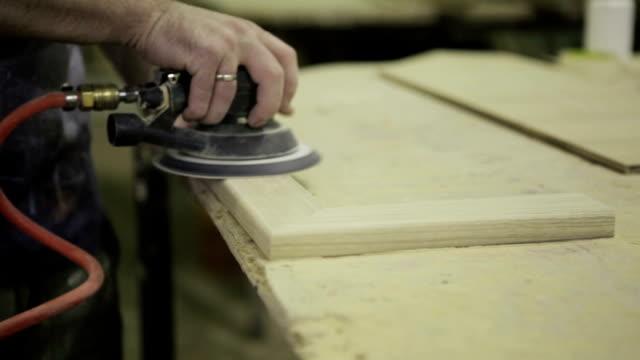 Carpenter Sanding