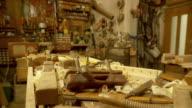 DOLLY HD: Tischlerarbeit Workshop