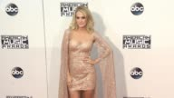 Carrie Underwood at 2015 American Music Awards Arrivals in Los Angeles CA