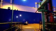 LNG Carrier Terminal