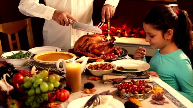 Schnitzen Thanksgiving Turkey