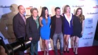 Casey Wilson June Diane Raphael Chris Nelson Paul Scheer Alicia Silverstone at 'Ass Backwards' Los Angeles Premiere in Los Angeles CA on