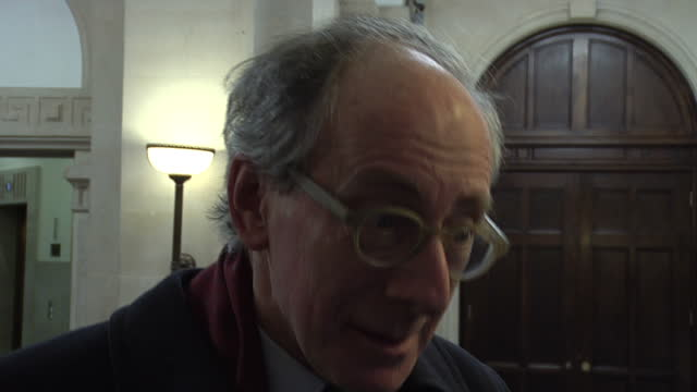 Cash For Access Interior Interview Sir Malcolm Rifkind MP Chairman of the Intelligence and Security Committee defending himself against lobbying...