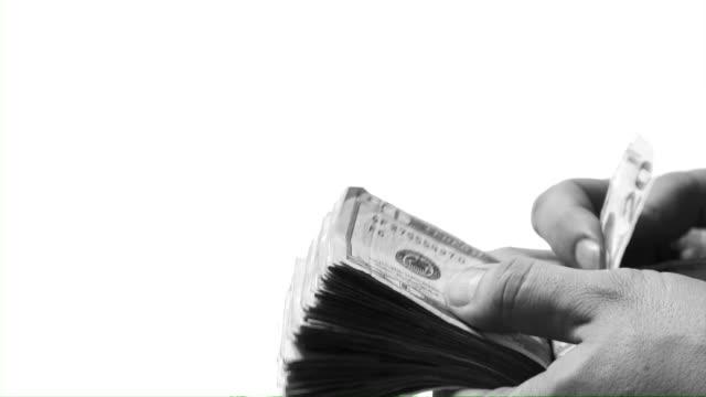 Contanti. Denaro dollari, Finanza, Banche concetto di business.