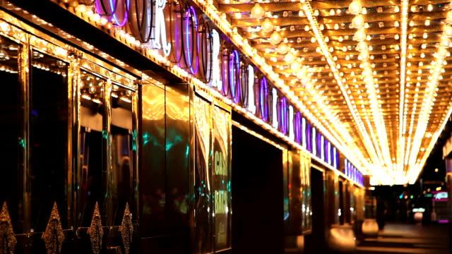 Außenansicht des Casino in Las Vegas