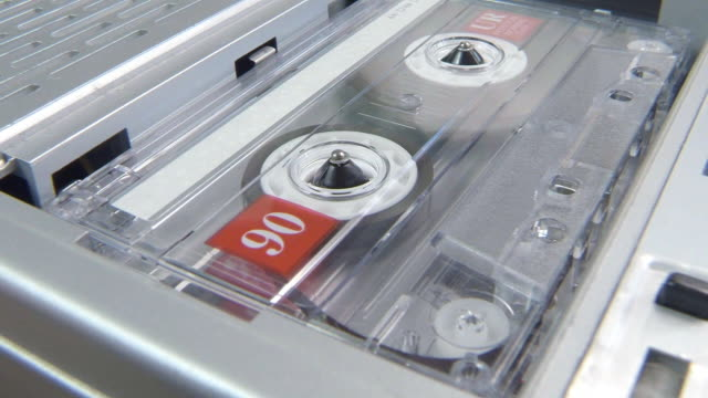 Cassette Audio Recorder