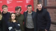 Cast Crew of 'Manchester By The Sea' Screening 2016 Sundance Film Festival at Eccles Center Theatre on January 23 2016 in Park City Utah