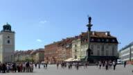 Castle Square - Warsaw, Poland