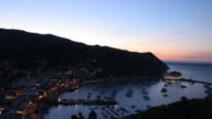 Catalina Island Timelapse HD