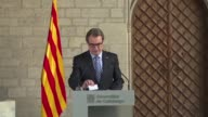 Catalonia leader Artur Mas says he takes full responsibility for a ballot on independence for his region from Spain after being questioned by a judge...