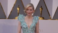 Cate Blanchett at the 88th Annual Academy Awards Arrivals at Hollywood Highland Center on February 28 2016 in Hollywood California 4K