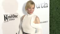 Cate Blanchett at the 'Truth' Los Angeles Screening at Samuel Goldwyn Theater on October 5 2015 in Beverly Hills California