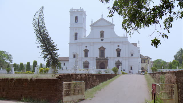 A Cathedral in Goa