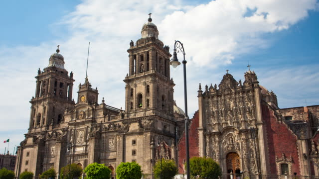 TIME LAPSE: Cathedral Metropolitana, Mexico City