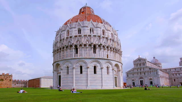 Cathedral Square in Pisa