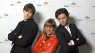 Catherine Hardwicke James Paxton and Tyler Young at the Cyndi Lauper's True Colors Fund Inaugural Damn Gala at Hollywood Athletic Club on October 09...
